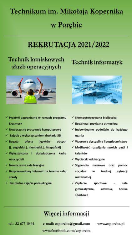 rekrutacje technikum